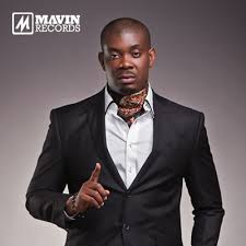 Don Jazzy – Singing and Beating Drums